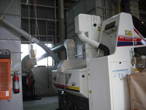 揺動式籾摺り機の導入(26,10,10)JPG.JPG